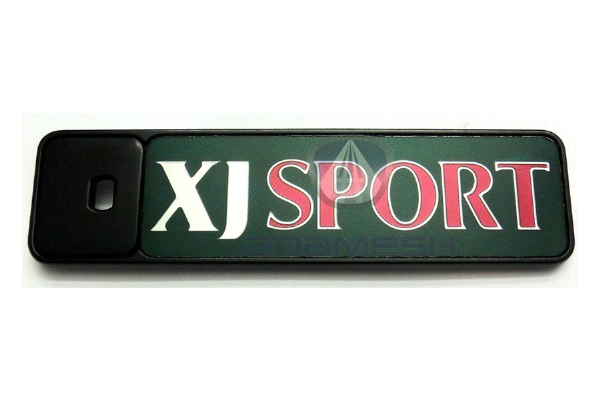 Jaguar XJ Sport Badge